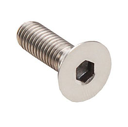 ASTM F467 AISI Hastelloy Alloy 276 Countersunk Socket Head Screw
