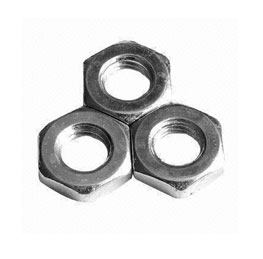 Stainless Steel Hex screw nuts